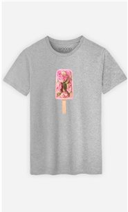 T-Shirt Homme Floral Popsicle