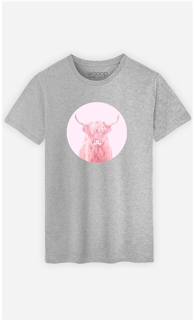 T-Shirt Homme Highland Cow