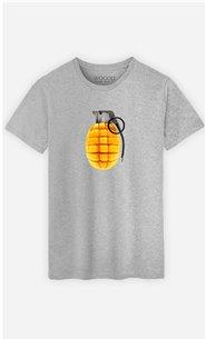T-Shirt Homme Mango Explosion