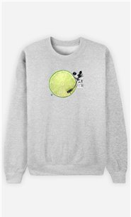 Sweatshirt Homme Lemon DJ