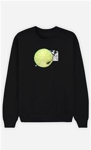 Sweatshirt Femme Lemon DJ