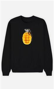 Sweatshirt Femme Mango Explosion