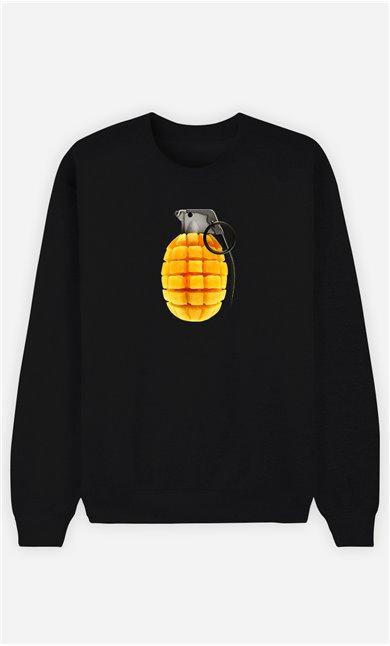 Sweatshirt Homme Mango Explosion