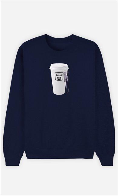 Sweatshirt Femme Coffee Fuel
