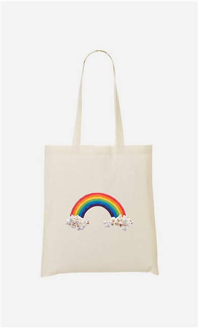 Tote bag Candy Rainbow