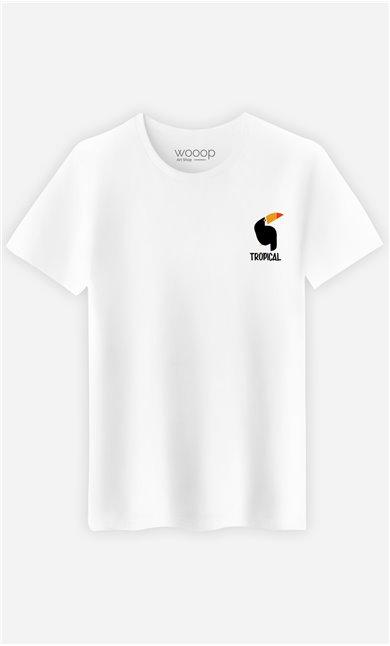 T-Shirt Homme Tropical