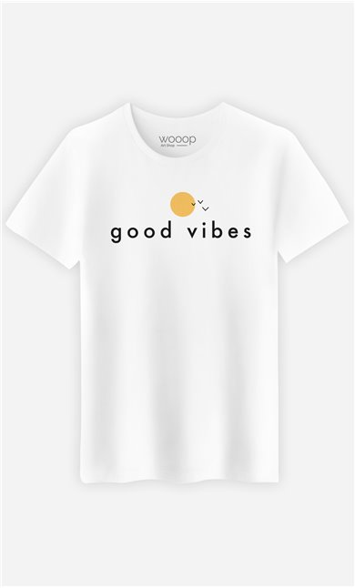 T-Shirt Homme Sunny Good Vibes