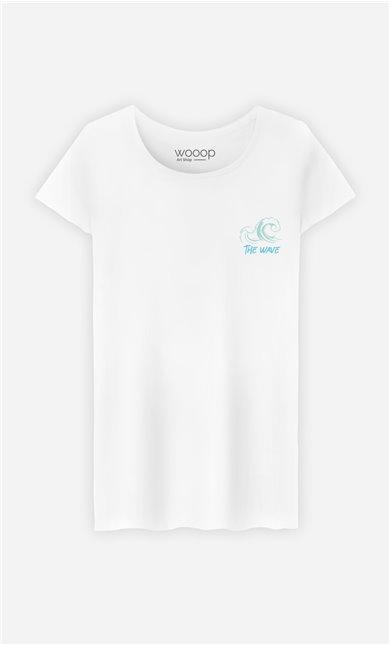 T-Shirt Femme The Wave