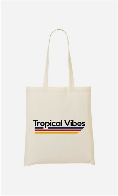 Tote bag  Tropical Vibes