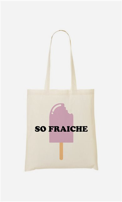 Tote bag  So Fraîche
