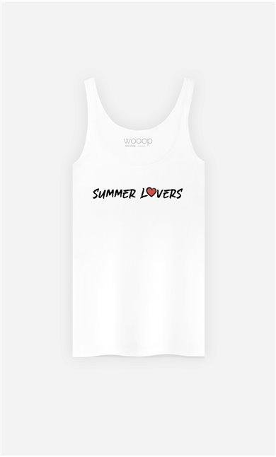 Débardeur Femme Summer Lovers