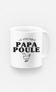 Mug Le Véritable Papa Poule