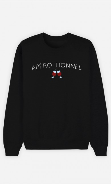 Sweat Homme Apéro-tionnel