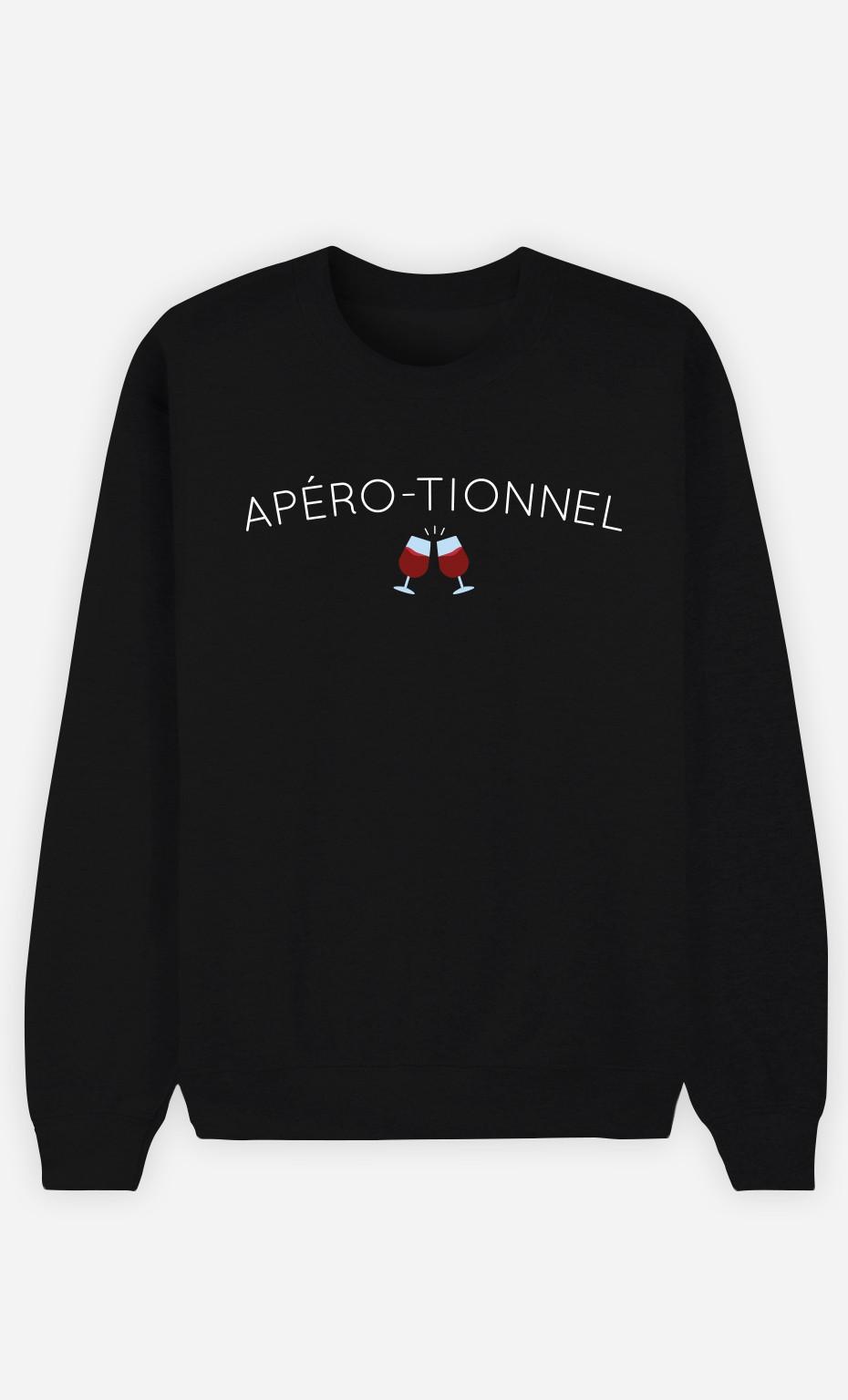 Sweat Homme Apéro-tionnel