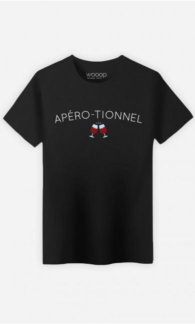 T-Shirt Homme Apéro-tionnel