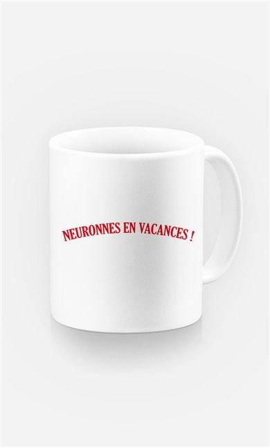 Mug Neuronnes en Vacances !