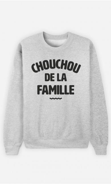 Sweat Homme Chouchou de la famille