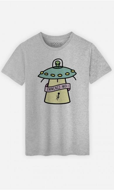 T-Shirt Homme Emmenez-moi