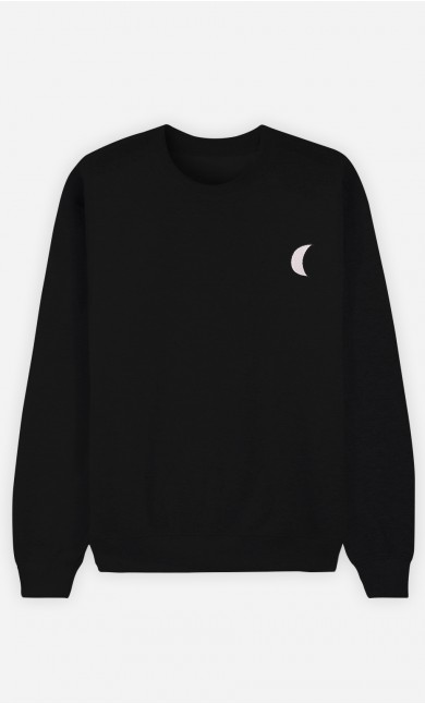 Sweat Homme Moon - Brodé