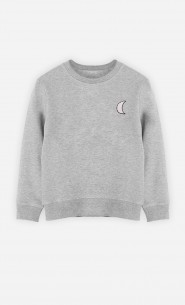 Sweat Enfant Moon - Brodé