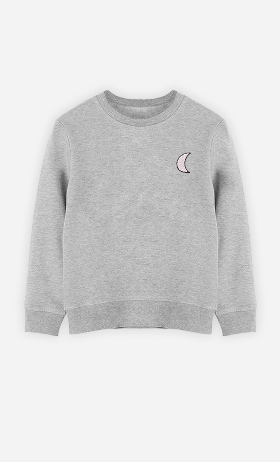 Sweat Enfant Moon - Brodé