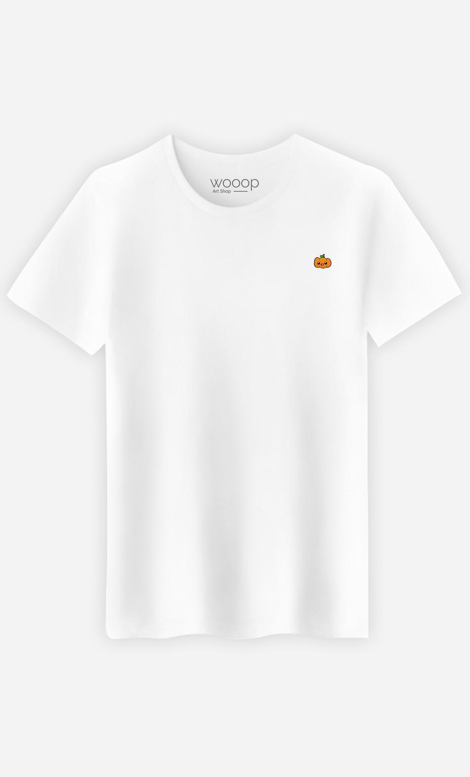 T-Shirt Homme Pumpkin - brodé