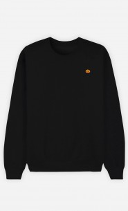 Sweat Homme Pumpkin - brodé
