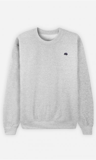 Sweat Homme Gipsy - brodé