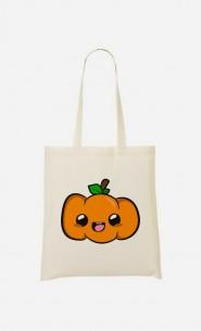 Tote bag Pumpkin