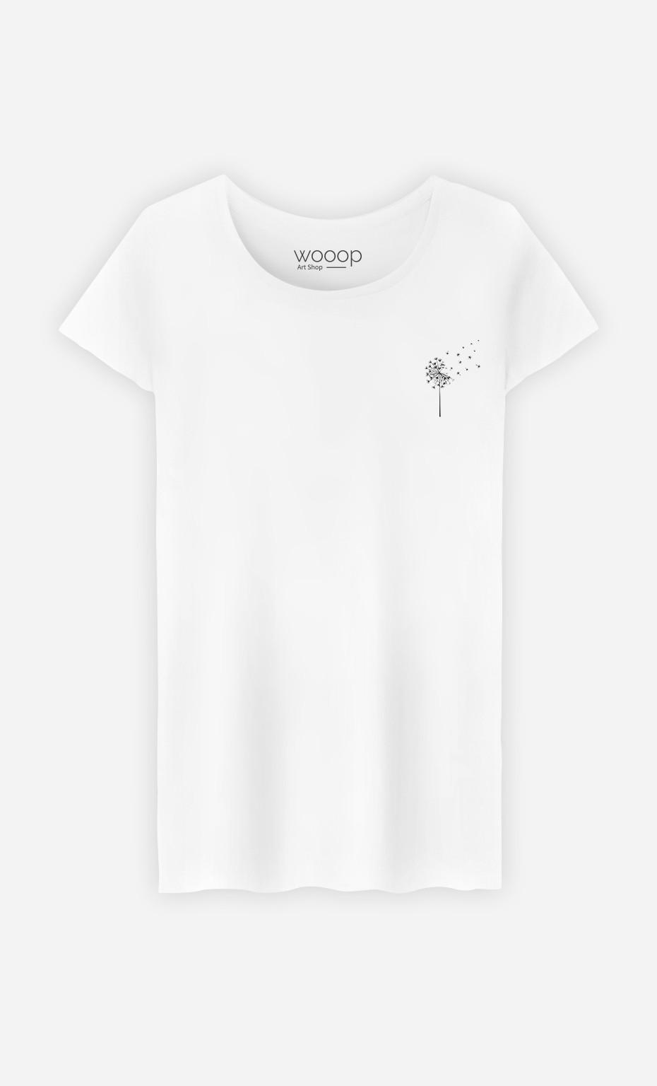 T-Shirt Femme Pissenlit