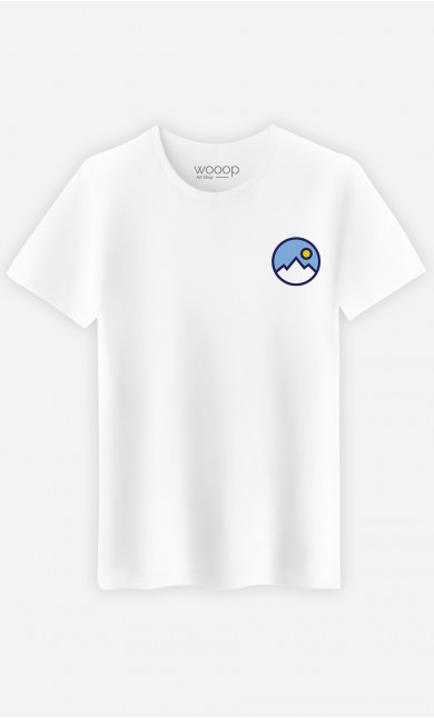 T-Shirt Homme Montagne