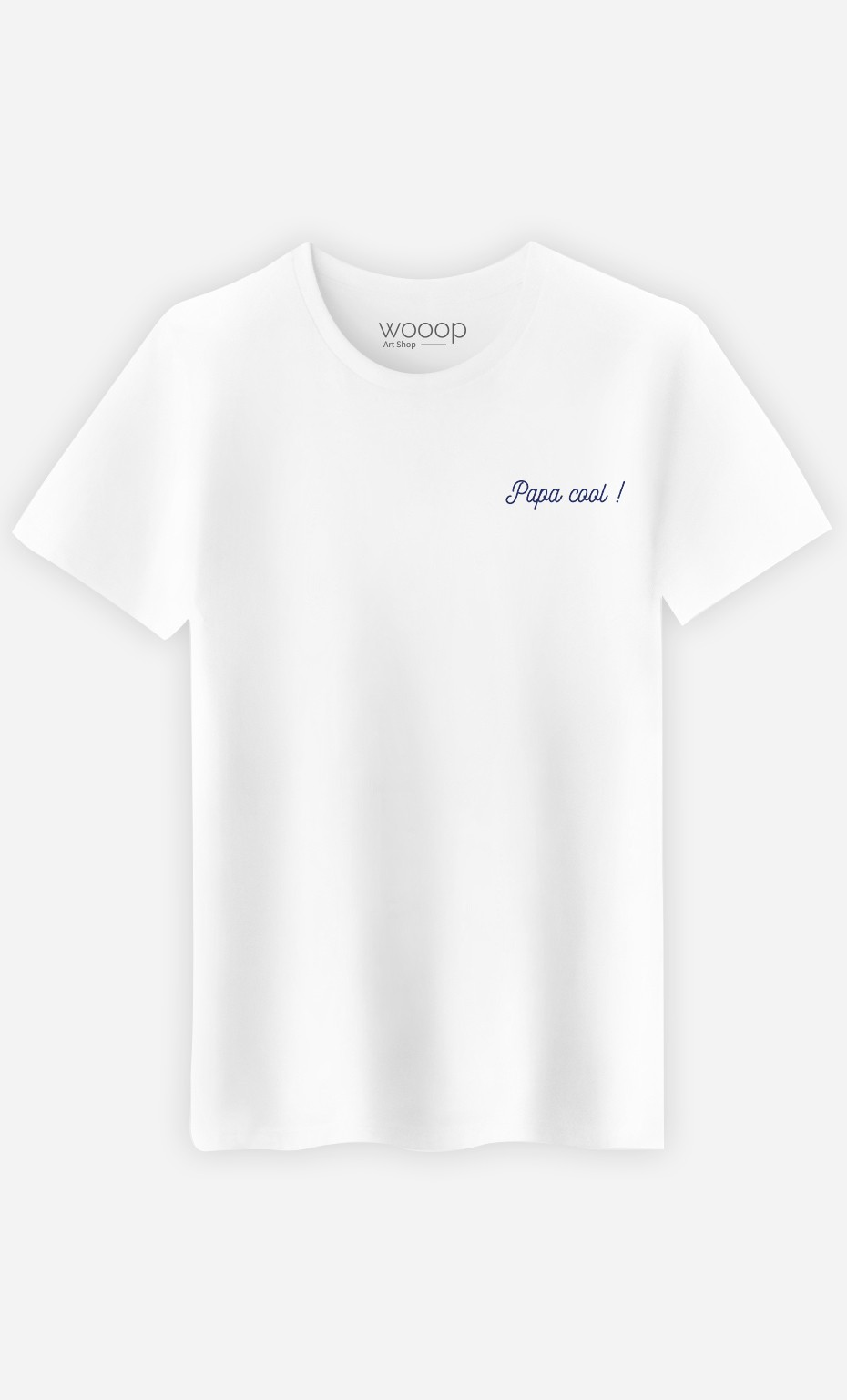 T-Shirt Homme Papa cool
