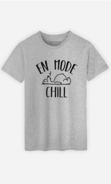 T-Shirt Homme En mode chill