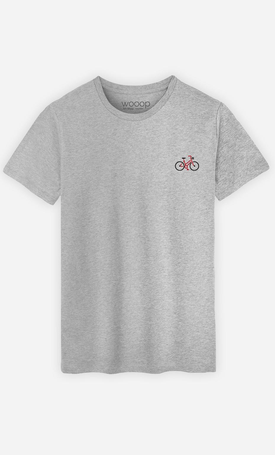 T-Shirt Homme Vélo