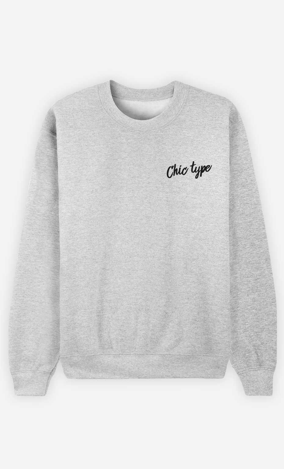 Sweat Homme Chic type