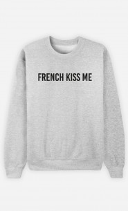 Sweat Homme French kiss me