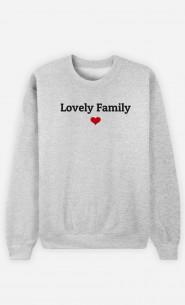 Sweat Femme Lovely family