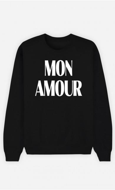 Sweat Femme Mon amour