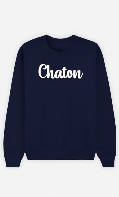Sweat Femme Chaton
