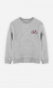 Sweat Enfant Vélo