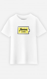 T-Shirt Enfant Flemme 100