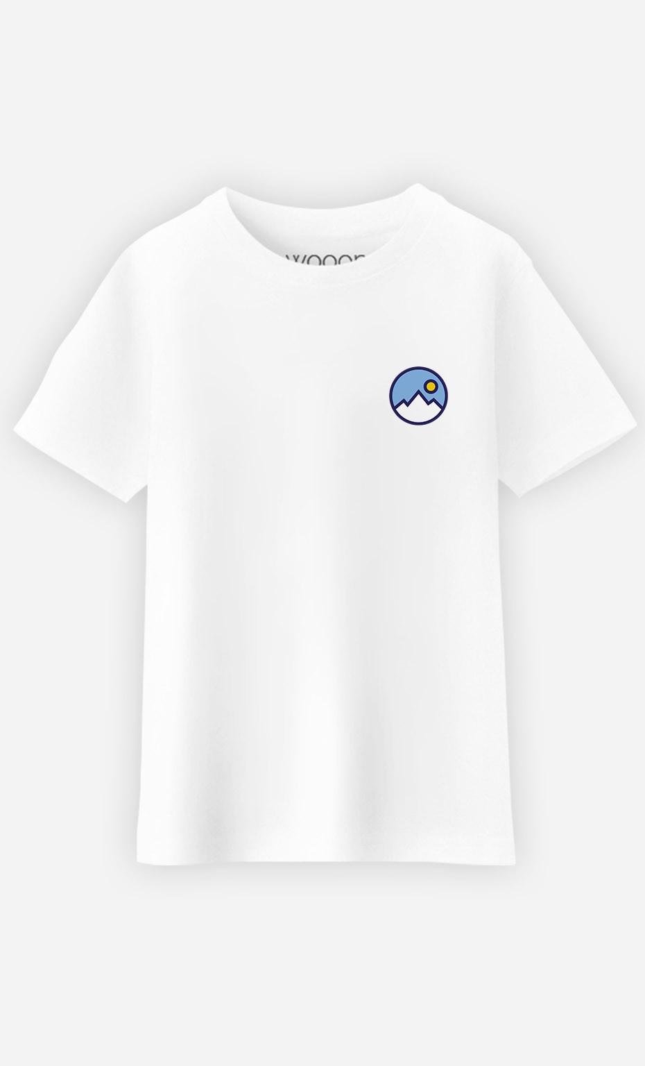 T-Shirt Enfant Montagne