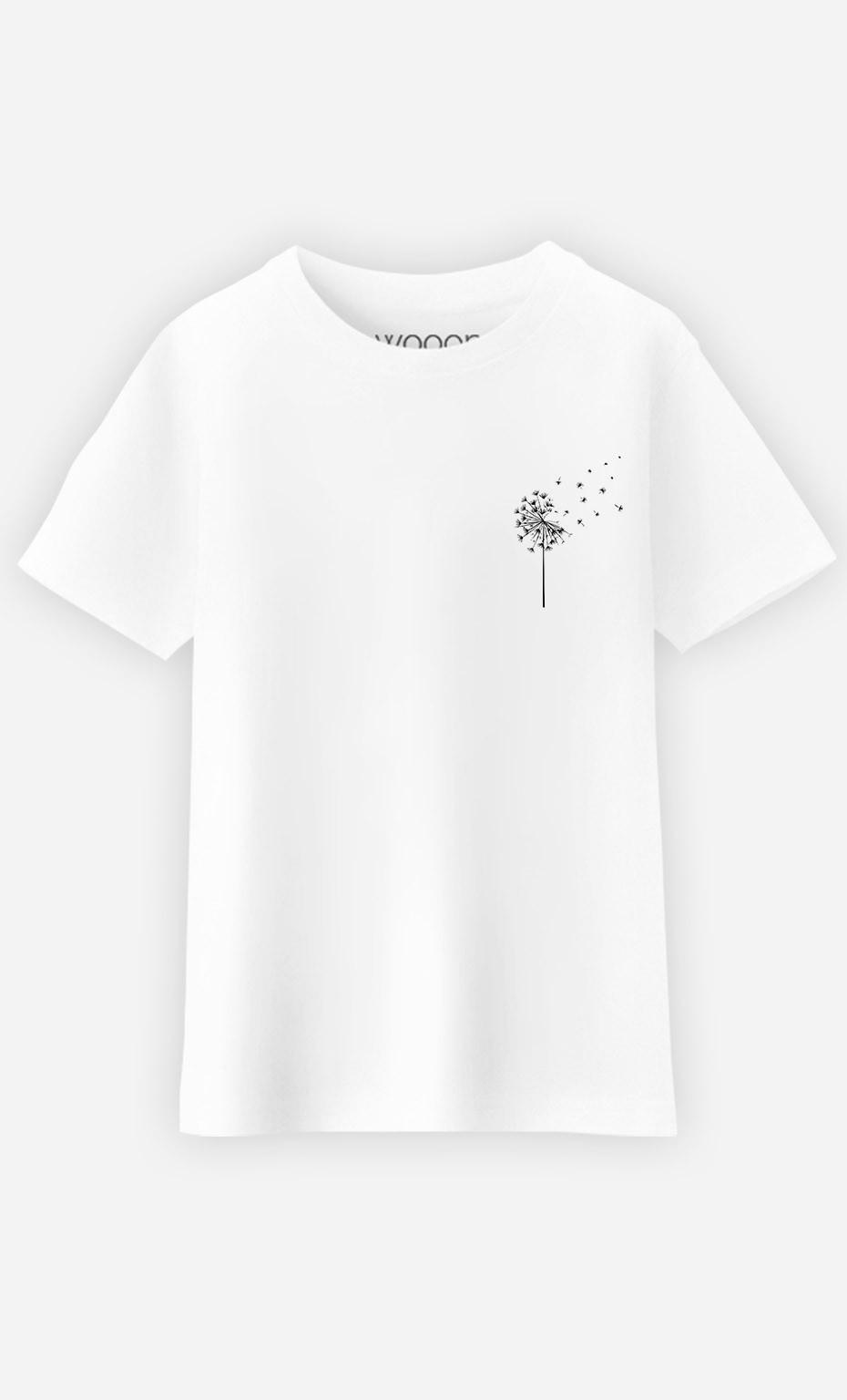 T-Shirt Enfant Pissenlit