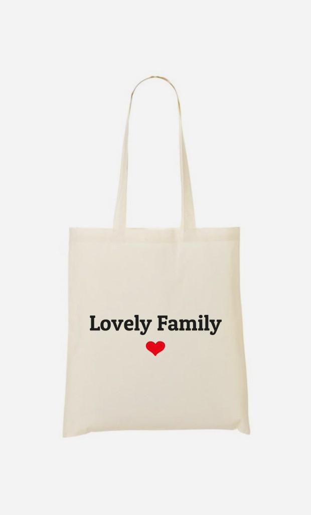 Tote Bag Lovely family