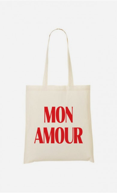 Tote Bag Mon amour