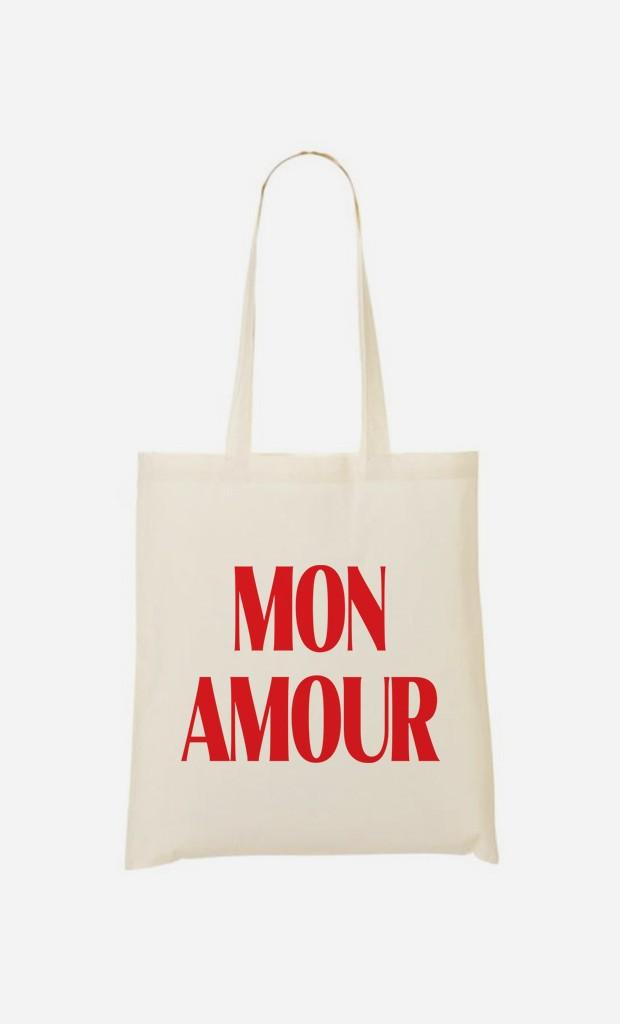 Tote Bag Mon amour