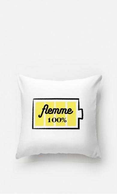 Coussin Flemme 100