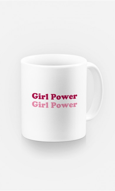 Mug Girl Power
