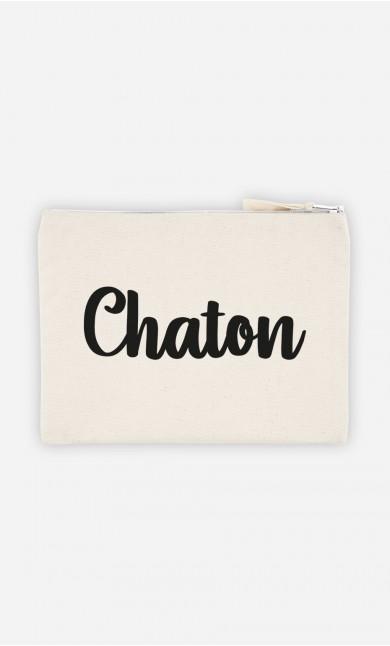 Pochette Chaton