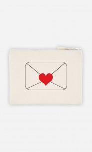 Pochette Courrier du cœur
